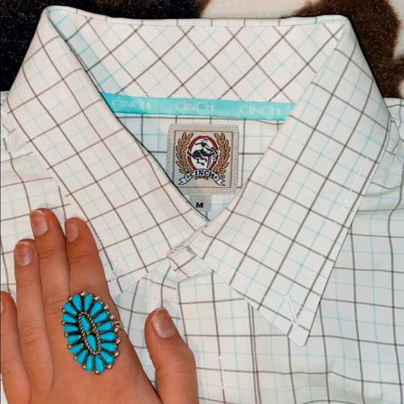 Men's Cinch Shirt!!